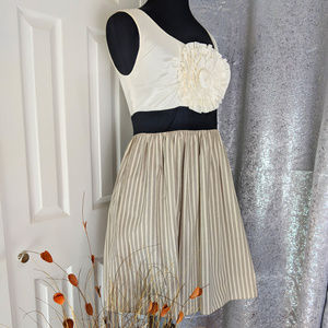447ec98ba558 Anthropologie Dresses - Anthropologie Burlapp Dress Sz M